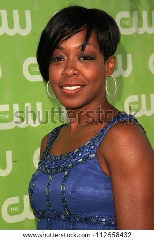 Tichina Arnold at the CW Summer 2007 TCA Press Tour. Pacific Design Center, Los Angeles, CA. 07-20-07