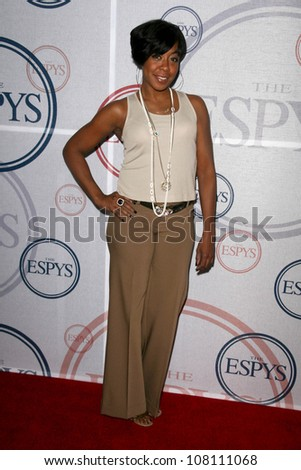 Tichina Arnold  at the 2008 ESPY's Giant Event. J Bar and Lounge, Los Angeles, CA. 07-15-08