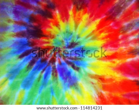 Tye Dye Background