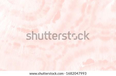 Tie Dye Fashion Textile. Ethnic Organic Spatter. Pastel Pink Tie Dyed Bleach Paper. Watercolour Dirty Splash. Tie Dye Acrylic Splattered Pattern. Tie Dye Dirty Ink Watercolor.