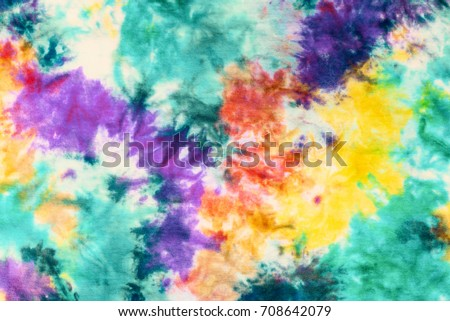 tie dye pattern abstract background.