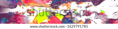 Tie Dye Style. Colourful Abstract Spot. Colored Dirty Art Ink Print. Brush Oil Color. Water Paint Splashes. Multicolor Artistic. Ink Brush Pattern.