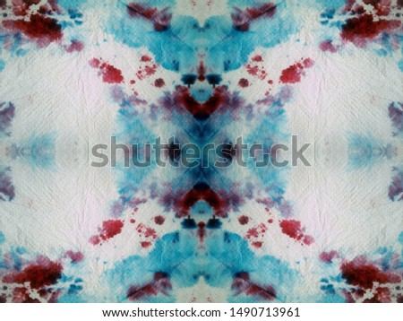Tie Dye wallpaper. Old Folk Design Motif. Pink and blue. Navy colors. Indigo with red. Black halftones. White halftones. Rainbow Aquarelle. Motley Picture Dye picture.