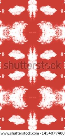Tie effect. Dye effect. Line geometric background. Grunge urban wallpaper. Infinite bohemian texture. Red, white tie effect.