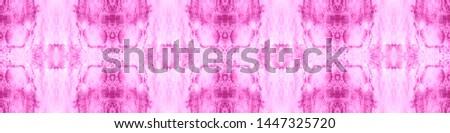 Tie effect. Dye effect. Vintage bohemian ornament. Ethnic shibori backdrop. Boundless ethnic art. Purple, white tie effect.