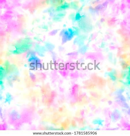 TieDye print - fashion seamless background Stock foto ©