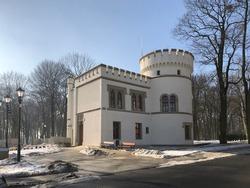 Tiele-Winckler Palace, Miechowice, Bytom, Poland