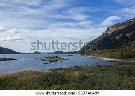 Tierra del Fuego Nationalpark - Argentina #533740489
