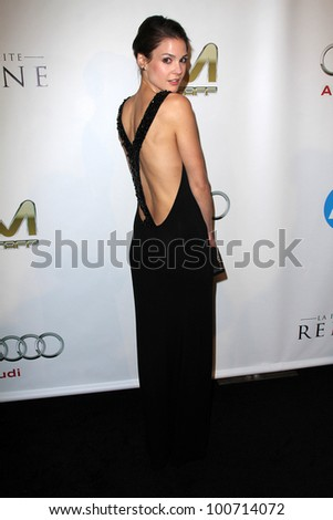 Tiffany Brouwer at the Weinstein Company Post Oscar Event, Skybar, West Hollywood, CA 02-26-12
