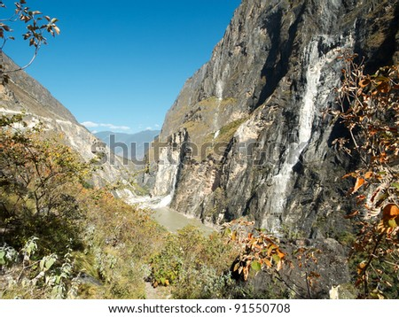 Tiger Leaping Gorge, Yunnan