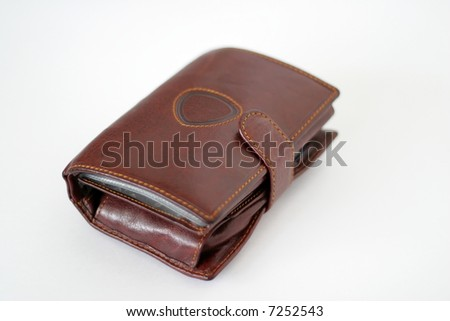 Tight filled purse - pleasant weight