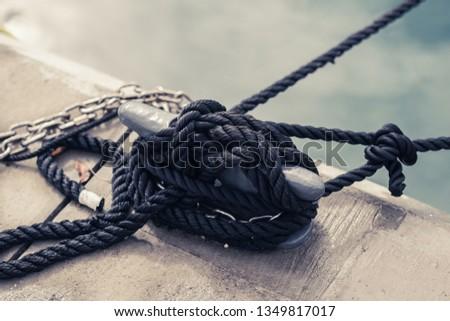 Tight Nautical Rope #1349817017