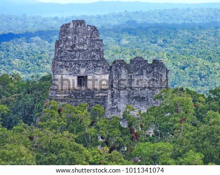 tikal an ancient mayan citadel Belize tikal mayan ruins tour tikal maya ruins tour tikal is an ancient mayan ceremonial center located just across the border in peten, guatemala, 19 miles north of lake peten itza and the quaint town of flores.