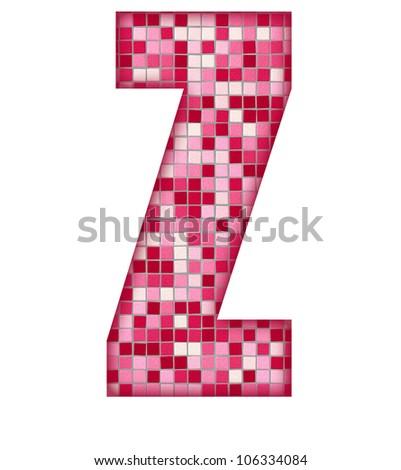 tile letter