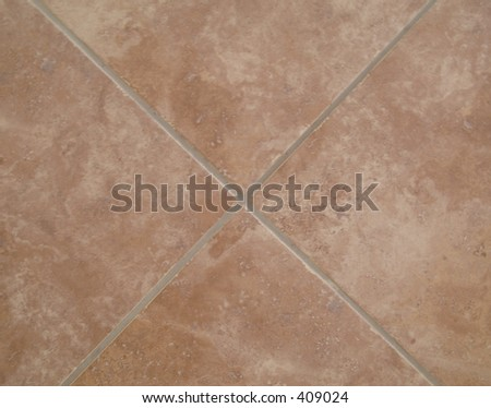 Tiled Floor Detail