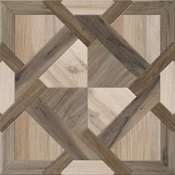 tiles, wooden geometric shapes, wooden decor floor tile