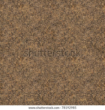 Tiling brown and black granite texture or background. - stock photo