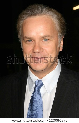 "Tim Robbins at the premiere of ""Catch A Fire"". Arclight Cinemas, Hollywood, CA. 10-25-06"