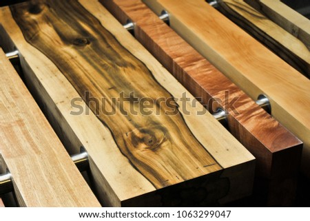 Timber Grain Patterns
