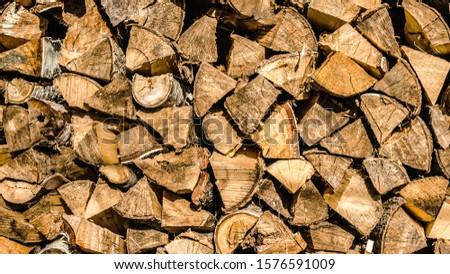 Timber harvesting, Log, wood - material, firewood, timber, stack, tree stump background