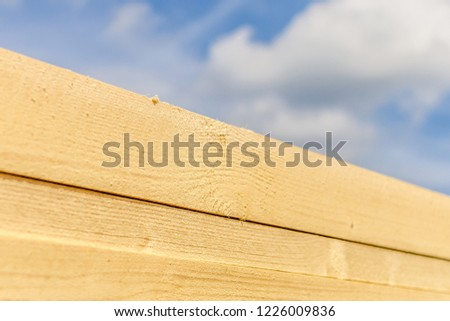 Timber Lumber outside #1226009836
