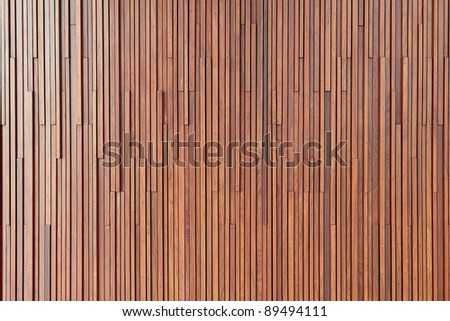 Timber wall background