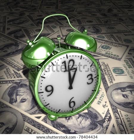 Time - money.