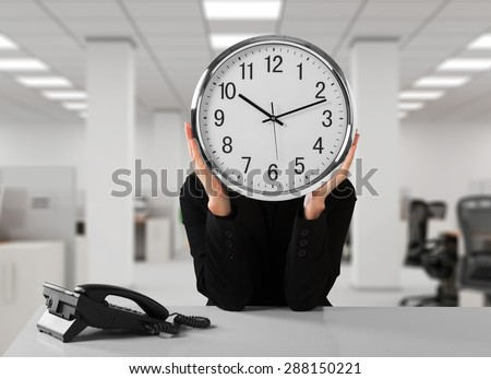 Time, Working Late, Humor.