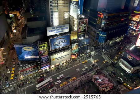 Times Square - Manhattan