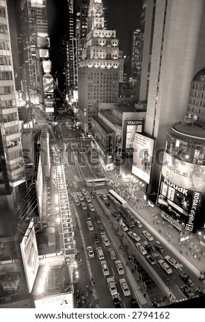 Times Square - Manhattan - New York - America