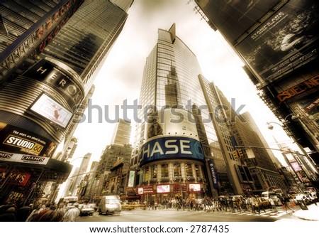 Times Square, Manhattan,NY