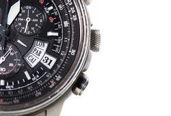 Timezone detailed watch