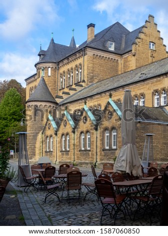 Tin Figure Museum, in a beautiful historical building in the historic town of Goslar