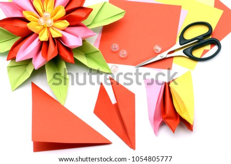 Lily ~ Page 8 of 33 ~ Origami and Craft Collections. | 320x450