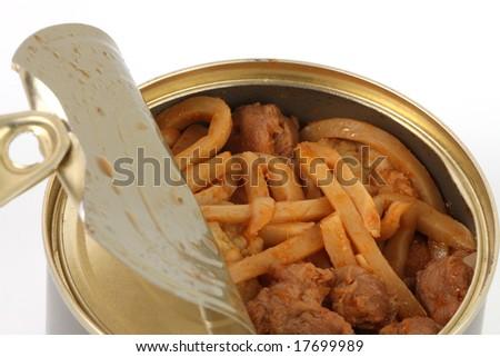 Tinned Spaghetti (2)