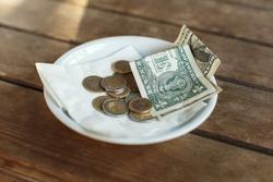 TIPS, Money left on table for server