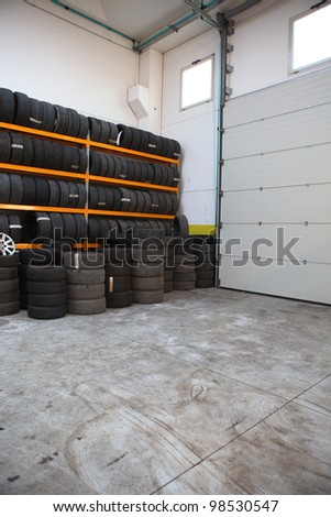 tire and auto repair service