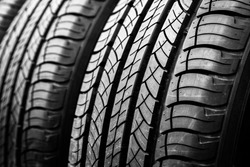 Tire,Car tire background,Tyre texture closeup background, car wheel