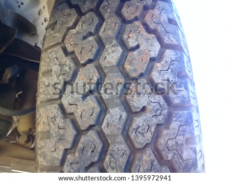 Tire grooves, tire threads, tire mud threads.  #1395972941