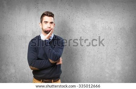 tired man #335012666
