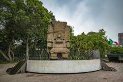tlaloc in mexico city