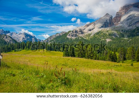 Toblach lake - Trentino - Alps #626382056
