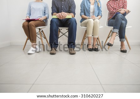 Today is the crucial day for them - Shutterstock ID 310620227