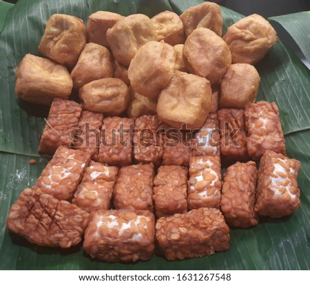 tofu nutritious food from rural tempeh