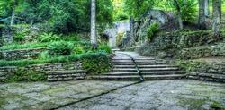 Toila-Oru ruins