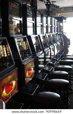 Token Slot Machines