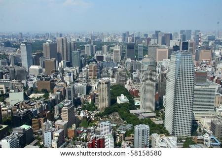 Tokyo megapolis
