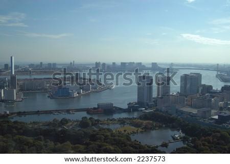 tokyo skyline #2237573