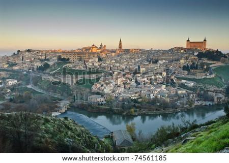 Toledo, Quijote's route