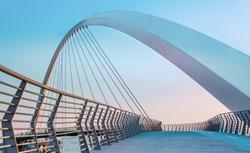 Tolerance Bridge Dubai famous Touist Attraction best place to visit in holidays modern architecture design
